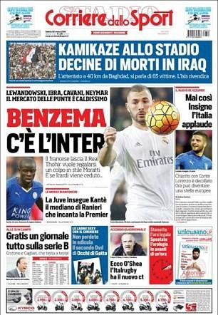 Sốc khi Madrid đòi đổi Benzema lấy Icardi! ảnh 2