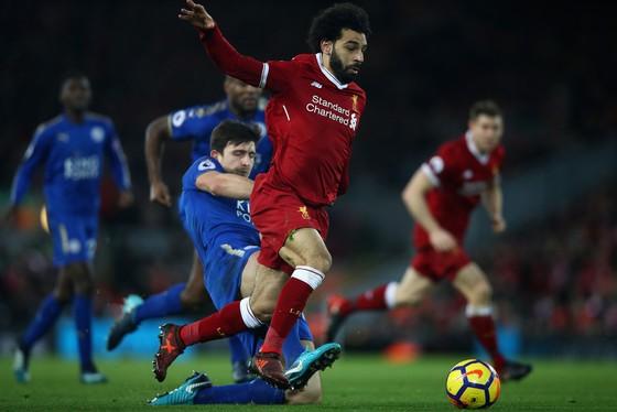 Mohamed Salah đang tỏa sáng ở Liverpool;. Ảnh: Getty Images