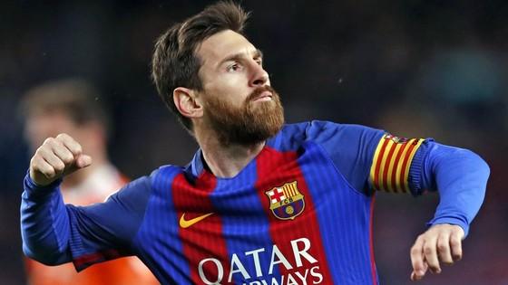 Messi thường xuyên đá chính ở Liga mùa này.