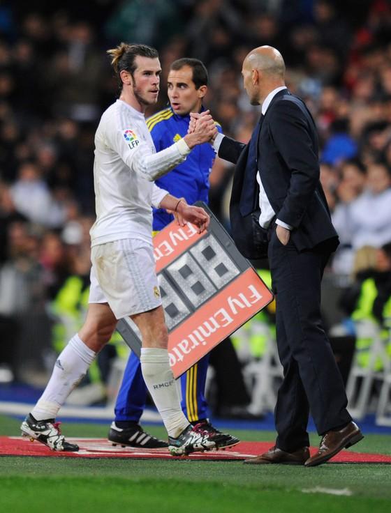 Zidane không mâu thuẫn với Gareth Bale ảnh 1