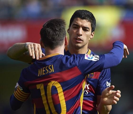Đối đầu với Suarez và Messi sẽ cho Roma thêm động lực.