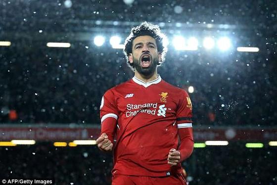 Mo Salah chỉ mới bắt đầu cuộc phiêu lưu vĩ đại cùng Liverpool.