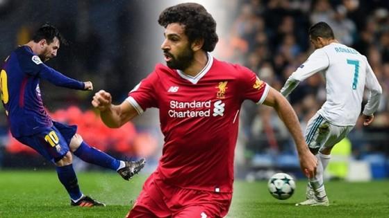 Ronaldo và Salah sẽ tranh nhau Quả bóng vàng ảnh 1