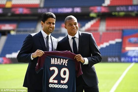 Trả 1 tỷ Euro, PSG cũng không bán Mbappe ảnh 1