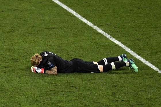 Tặng quà cho Real Madrid: Karius đã kết thúc ở Liverpool ảnh 2
