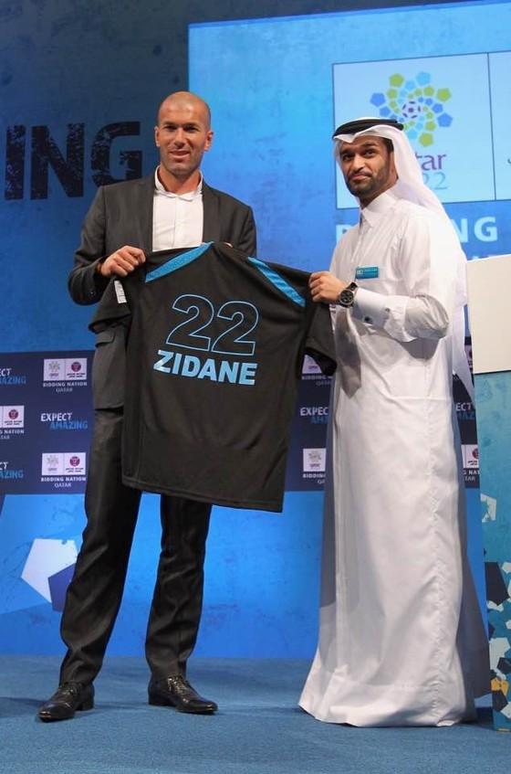 Rộ tin Zidane sang Qatar với mức lương khủng 50 triệu Euro/năm ảnh 1