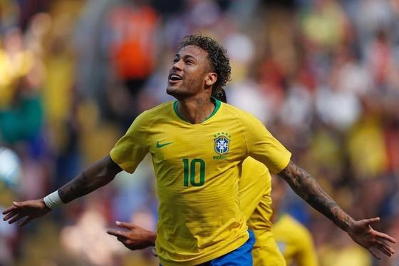 """Neymar: """"Tôi mới đạt 80% phong độ"""" ảnh 1"""
