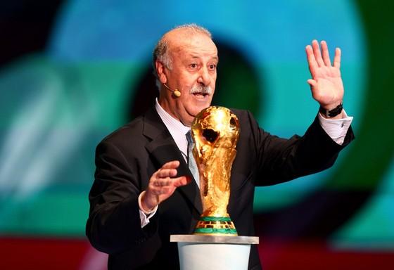 Del Bosque lạc quan: Tây Ban Nha sẽ thắng World Cup ảnh 2