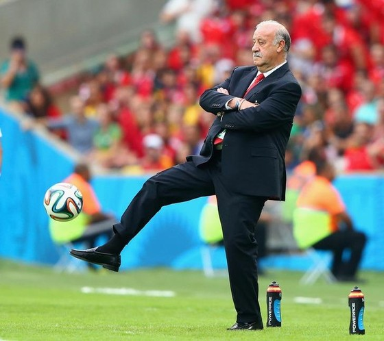 Del Bosque lạc quan: Tây Ban Nha sẽ thắng World Cup ảnh 1