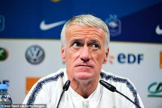 Didier Deschamps yêu cầu Les Bleus áp đặt lối chơi