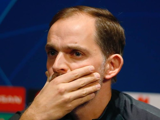 """Thomas Tuchel cảm nhận """"nhiệt"""" trong phòng thay đồ PSG"""