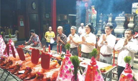 華人寺廟會館慶賀天后聖母寶誕 ảnh 2