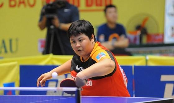 """Đinh Quang Linh tiếp tục """"cứu"""" bóng bàn Quân Đội ảnh 1"""
