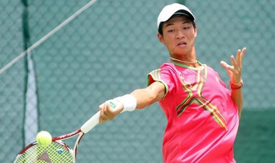 Hoàng Thiên không thành công tại giải F2 Singapore. Nguồn: tư liệu