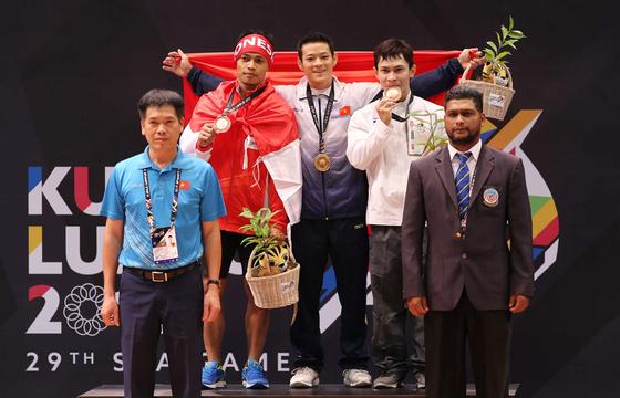 Sau 4 năm, Thạch Kim Tuấn lại giành HCV SEA Games ảnh 2