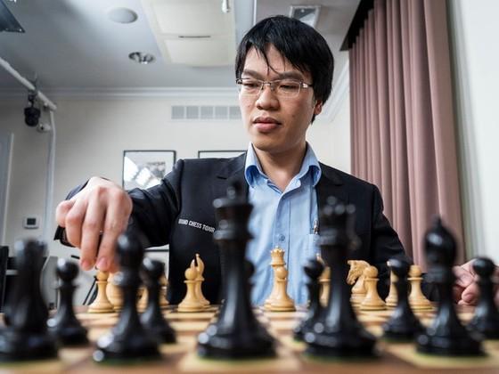 Quang Liêm sẽ đi thi đấu AIG. Ảnh: Grandchesstour