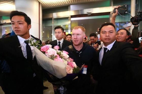Ryan Giggs và Paul Scholes đã đến Việt Nam ảnh 2