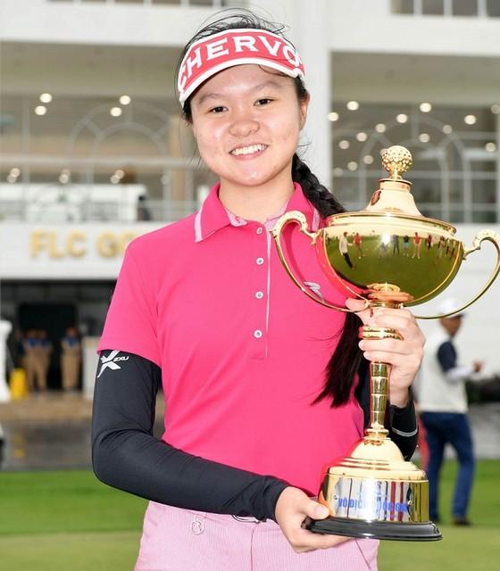 tay golf Hanako vắng mặt tại giải VĐQG năm nay. Ảnh: H.TIẾN