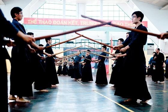 Trọng tài Nhật Bản, Hàn Quốc được mời điều hành giải kendo toàn quốc 2017 ảnh 3