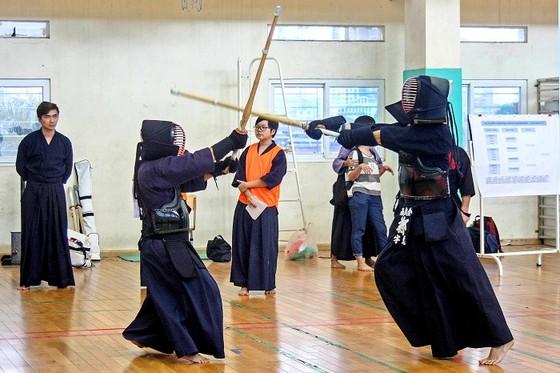 Trọng tài Nhật Bản, Hàn Quốc được mời điều hành giải kendo toàn quốc 2017 ảnh 2