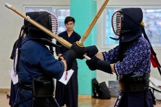 Trọng tài Nhật Bản, Hàn Quốc được mời điều hành giải kendo toàn quốc 2017 ảnh 1