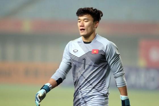 Bùi Tiến Dũng đã thi đấu xuất sắc ở giải U23 châu Á 2018 nên rất mong được thể hiện nhiều hơn tại V-League. Ảnh: TUẤN HỮU