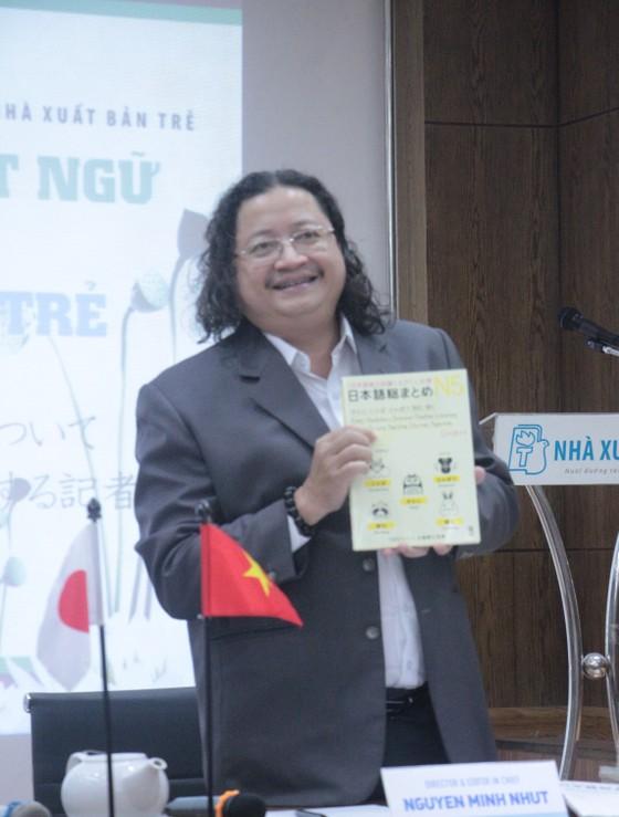 """NXB Trẻ độc quyền phát hành bộ sách """"Luyện thi năng lực Nhật Ngữ"""" tại Việt Nam  ảnh 1"""