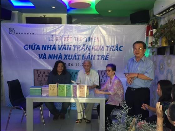Nhà văn Trần Kim Trắc - đại thụ của văn chương Nam bộ qua đời ảnh 3