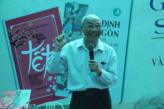 Ra mắt sách tái hiện nhiều di sản dân gian của Gia Định - Sài Gòn ảnh 1