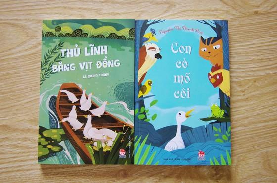 NXB Kim Đồng mang hơn 2000 đầu sách đến Hội sách Cần Thơ lần 3 ảnh 3