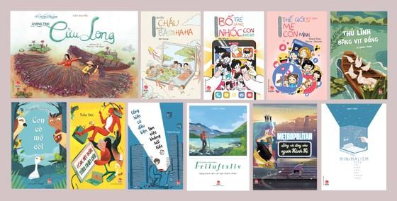 NXB Kim Đồng mang hơn 2000 đầu sách đến Hội sách Cần Thơ lần 3 ảnh 2