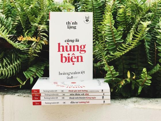 Tái ngộ dòng sách 'Học làm người' của học giả Hoàng Xuân Việt ảnh 1
