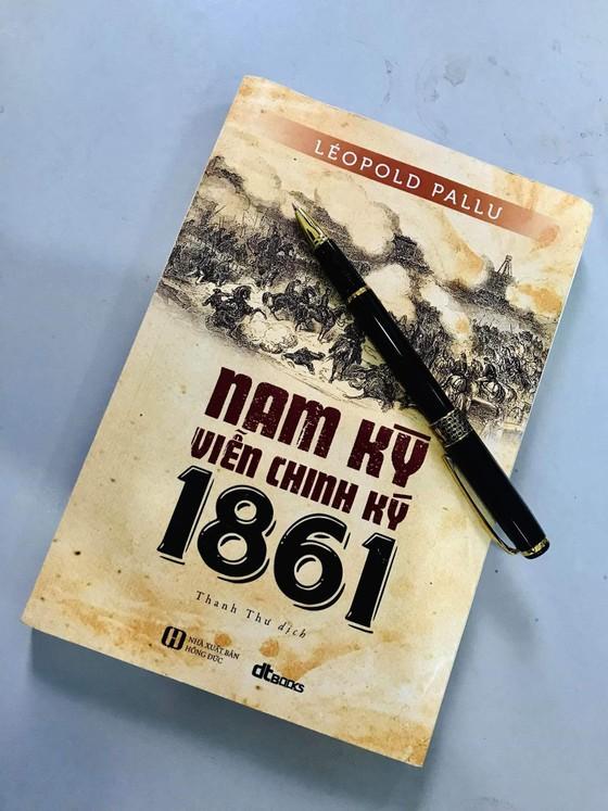 Tọa đàm 'Cuộc viễn chinh Nam kỳ năm 1861' thu hút nhiều bạn trẻ tham dự  ảnh 1