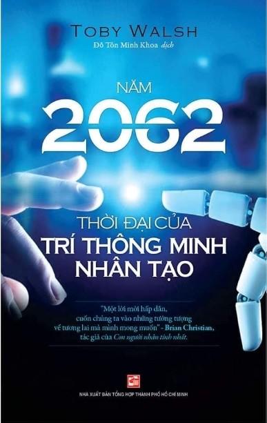 Cuốn sách dự báo về tương lai loài người vào năm 2062  ảnh 1