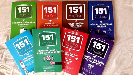 """Tạo đột phá với bộ sách """"151 ý tưởng cho nhà lãnh đạo"""" ảnh 1"""