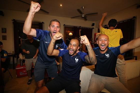 Đại sứ quán Pháp tại TPHCM cuồng nhiệt với World Cup 2018 ảnh 2