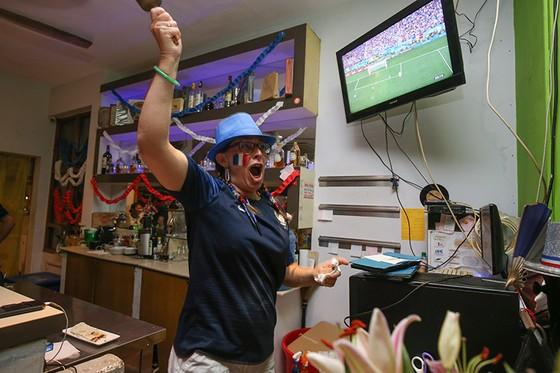 Đại sứ quán Pháp tại TPHCM cuồng nhiệt với World Cup 2018 ảnh 4
