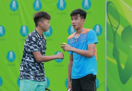 Giải quần vợt U 18 Quốc tế 2018: Văn Phương xuất sắc vào tứ kết ảnh 1