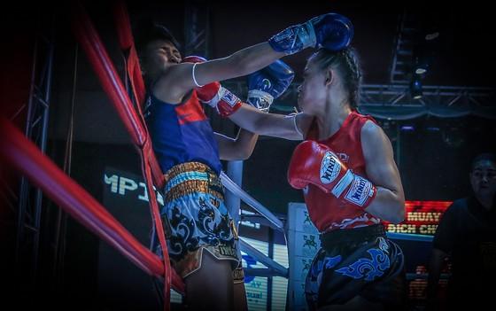 Duy Nhất đánh bại võ sĩ Thái để bảo vệ thành côngđai vô địch USC ảnh 1