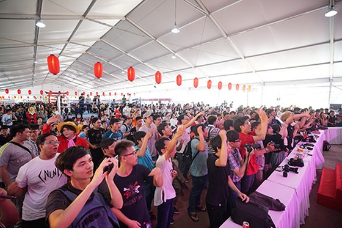 Giao lưu Văn hóa - Thể thao Việt Nhật Kizuna 2018 ảnh 2