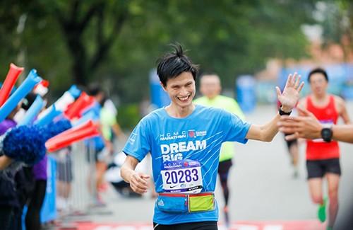 Hơn 9.000 VĐV tham dự cuộc đua Marathon TPHCM 2019 ảnh 1