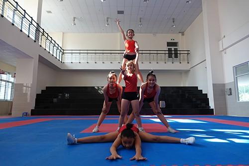 Khánh thành trung tâm thể dục thể thao đa năng Quận 1 ảnh 3