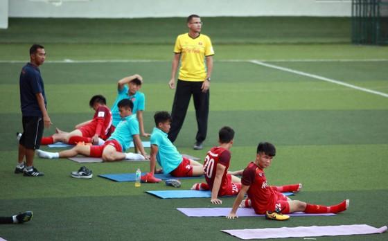Thầy trò U22 Việt Nam tự tin với mục tiêu vào chung kết ảnh 4