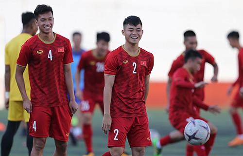 Giải U22 Đông Nam Á 2019:  U22 Việt Nam thả lỏng chờ trận gặp Timor-Leste ảnh 6