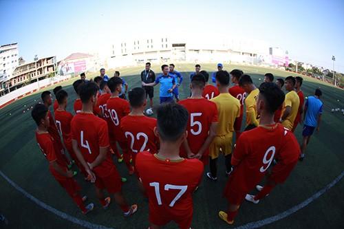 Giải U22 Đông Nam Á 2019:  U22 Việt Nam thả lỏng chờ trận gặp Timor-Leste ảnh 3