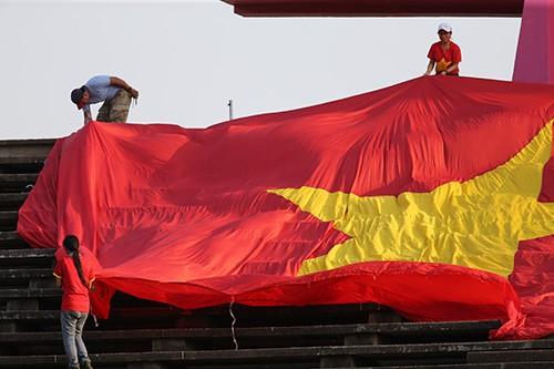 """Cộng đồng người Việt tại Campuchia """"tiếp lửa"""" U22 Việt Nam đánh bại Timor Leste ảnh 4"""