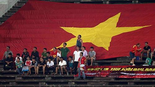 """Cộng đồng người Việt tại Campuchia """"tiếp lửa"""" U22 Việt Nam đánh bại Timor Leste ảnh 3"""