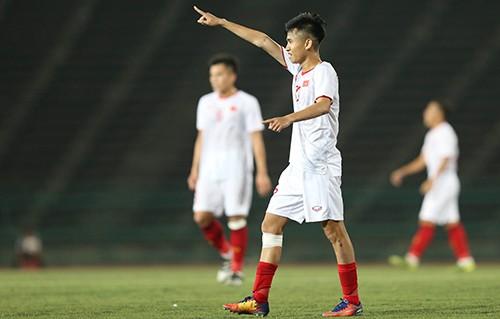 Ngất ngây cùng những phút giây chói sáng của tuyển thủ U22 Việt Nam ảnh 9