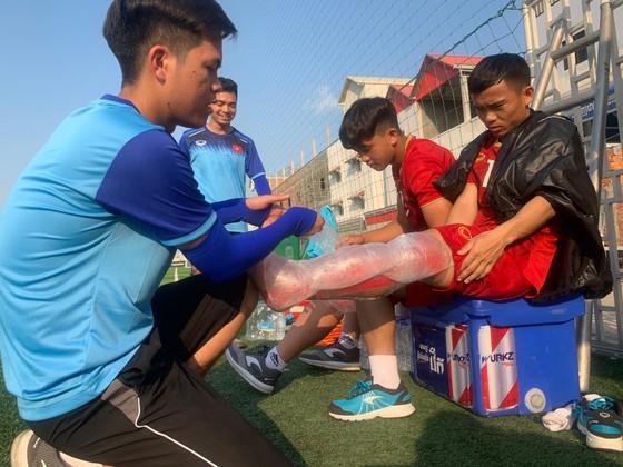 HLV Nguyễn Quốc Tuấn: Cứ thoải mái và tự tin thì tất thắng! ảnh 1