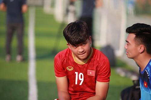 """Tiền đạo Trần Danh Trung: """"Hot boy"""" sát thủ ảnh 8"""